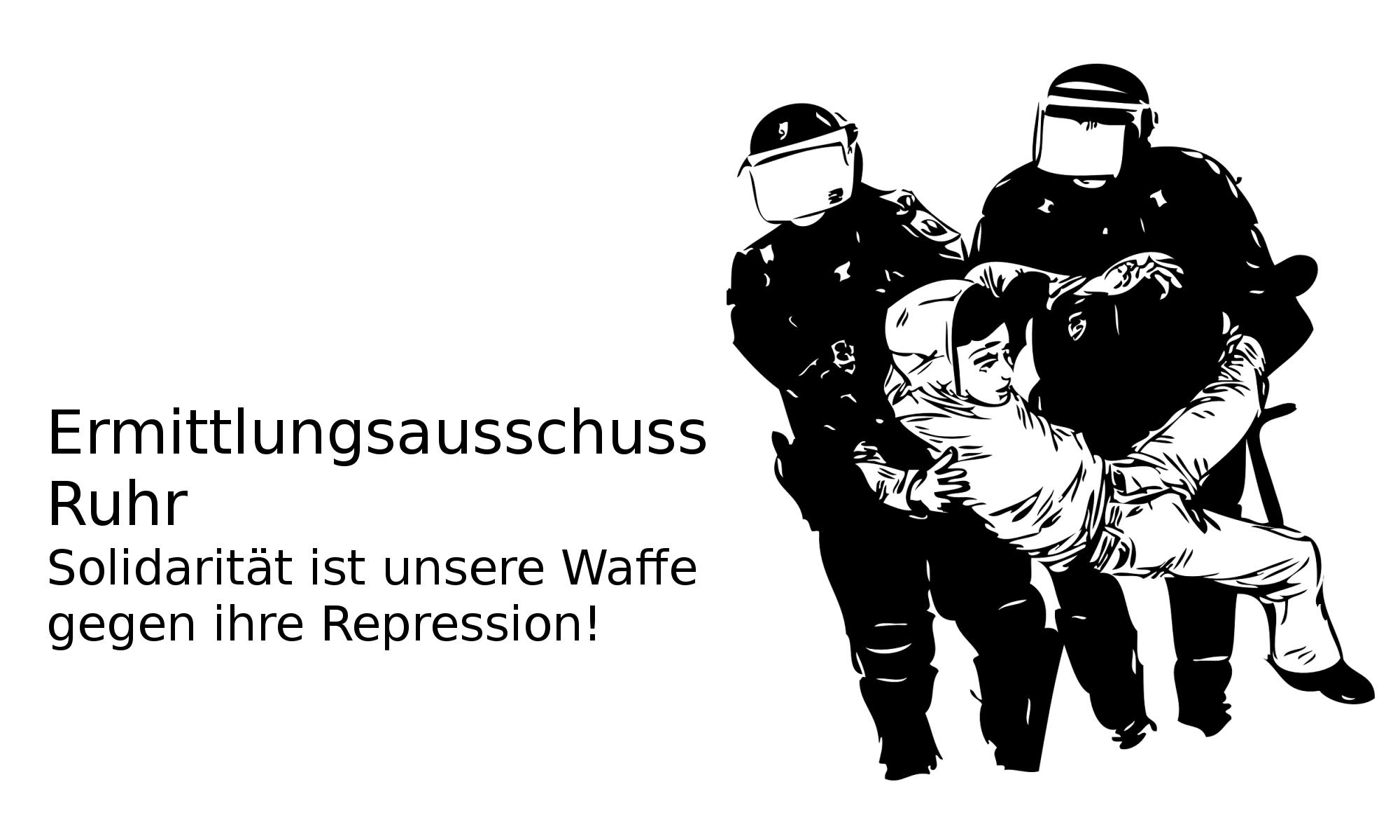 Der Ermittlungsausschuss Ruhr